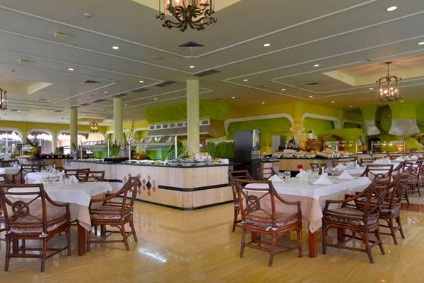 Restaurants & Bars - Grand Palladium Kantenah Resort & Spa - All Inclusive Riviera Maya